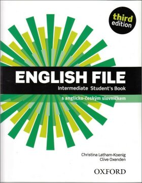 English File Intermediate Student´s Book 3rd (CZEch Edition) - Clive Oxenden, Christina Latham-Koenig