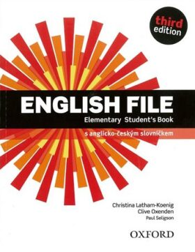 English File Elementary Student´s Book 3rd (CZEch Edition) - Clive Oxenden, Christina Latham-Koenig