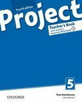 Project 5 Teacher´s Book with Online Practice Pack (4th) - Tom Hutchinson