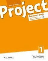 Project 1 Teacher´s Book with Online Practice Pack (4th) - Tom Hutchinson