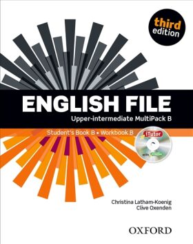 English File Upper Intermediate Multipack B (3rd) without CD-ROM - Clive Oxenden, Christina Latham-Koenig