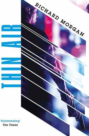 Thin Air, Tie-in - Richard K. Morgan