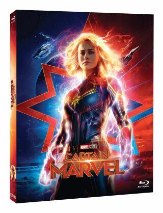 Captain Marvel - Blu-ray