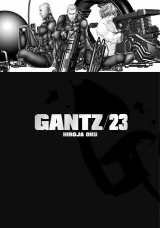 Gantz 23 - Oku Hiroja