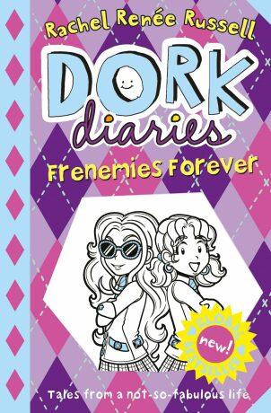 Dork Diaries 11: Frenemies Forever - Rachel Renée Russellová