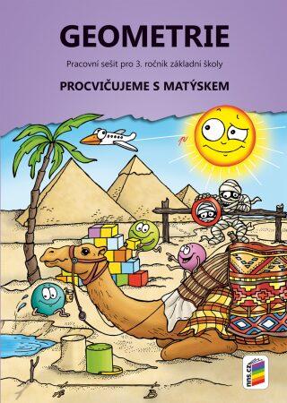 Matýskova matematika: Geometrie (pracovní sešit) - neuveden