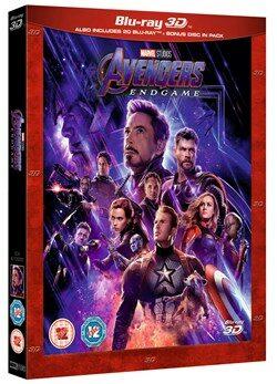 Avengers: Endgame - Blu-ray