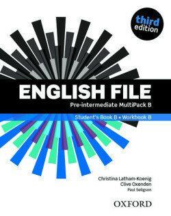 English File Pre-intermediate Multipack B (3rd) - Clive Oxenden, Christina Latham-Koenig
