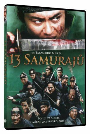 13 samurajů - neuveden