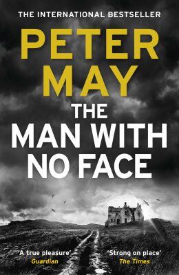 The Man With No Face - Peter May
