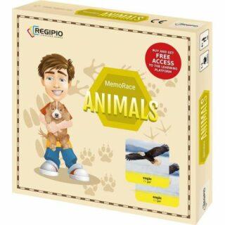 MemoRace - Animals