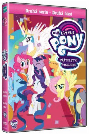 My Little Pony: Přátelství je magické, 2.série: 2. část - DVD