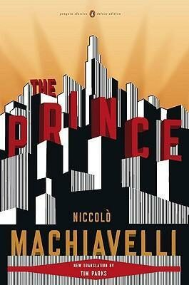 The Prince - Niccoló Machiavelli