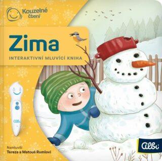 Minikniha Zima - Kouzelné čtení Albi