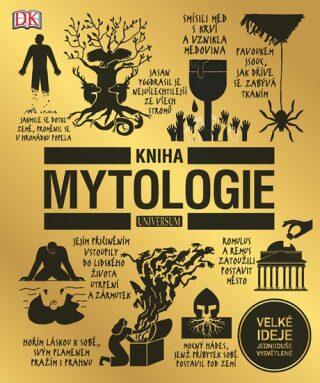 Kniha mytologie - kolektiv autorů