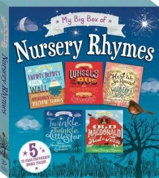 My Box of Bonney Press Nursery Rhymes - neuveden