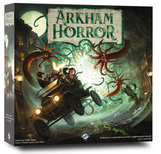 ADC Blackfire Arkham Horror 3rd ed.