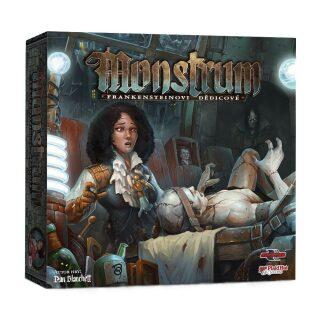 ADC Blackfire Monstrum: Frankensteinovi dědicové