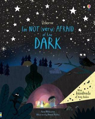 I´m Not (Very) Afraid of the Dark - Anna Milbourneová