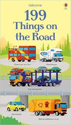 199 Things on the Road - Jessica Greenwell