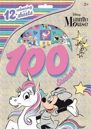 Minnie - 100 samolepek - kolektiv autorů