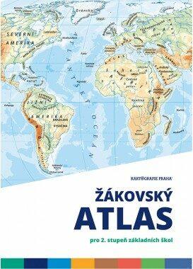 Žákovský atlas - neuveden