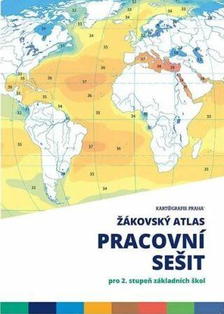 Žákovský atlas Pracovní sešit - Lenka Olivová