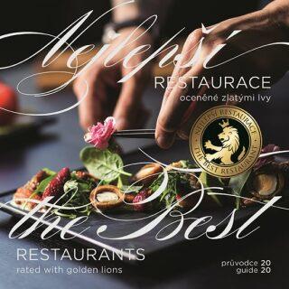 Nejlepší restaurace oceněné zlatými lvy, průvodce 2020 - neuveden