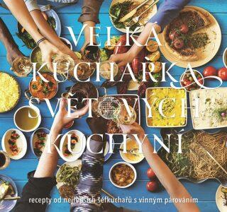 Velká kuchařka světových kuchyní - neuveden