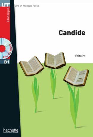 LFF B1: Candide + CD audio MP3 - Voltaire