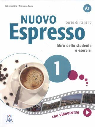 Nuovo Espresso 1 A1 Libro studente + DVD-ROM - Ziglio Luciana