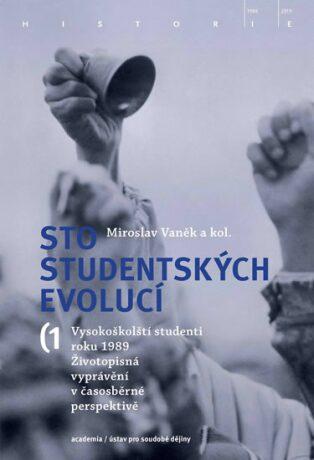 Sto studentských evolucí - Miroslav Vaněk