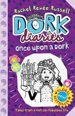 Dork Diaries 8: Once Upon a Dork - Rachel Renée Russellová