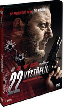 22 výstřelů DVD - Kolektiv