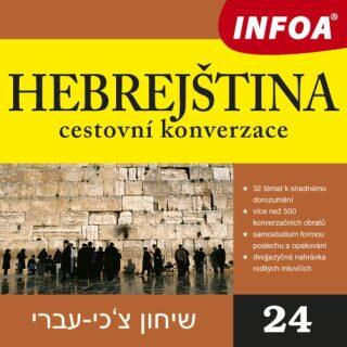 Hebrejština cestovní konverzace + CD - kolektiv autorů
