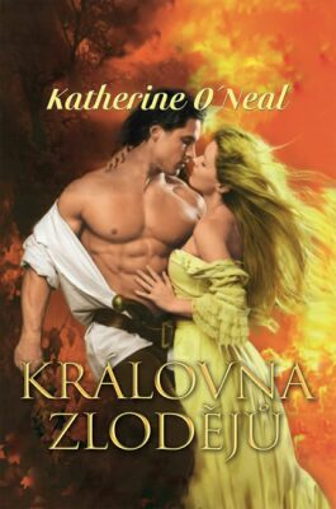 Královna zlodějů - Katherine O´Neil