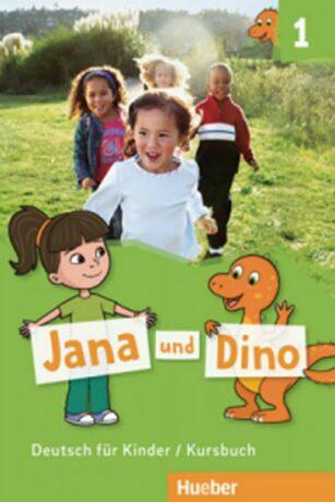 Jana und Dino 1- Kursbuch - neuveden
