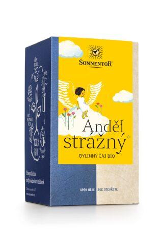 Anděl strážný bio čaj (bylinný, porcovaný ,27g)