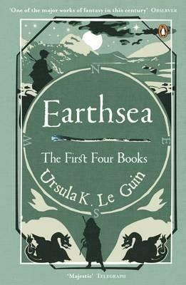 Earthsea: The First Four Books - Ursula K. Le Guinová