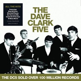 All The Hits - The Dave Clark Five - audiokniha