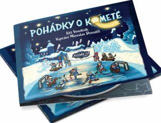 Pohádky o Kometě - CD (Vypráví Miroslav Donutil) - Vondrák Jiří