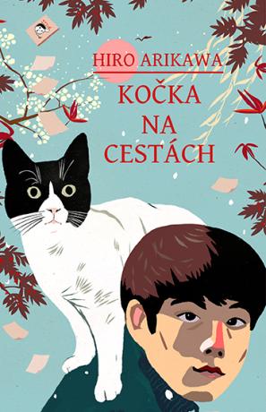 Kočka na cestách - Hiro Arikawa | Knihy Dobrovský