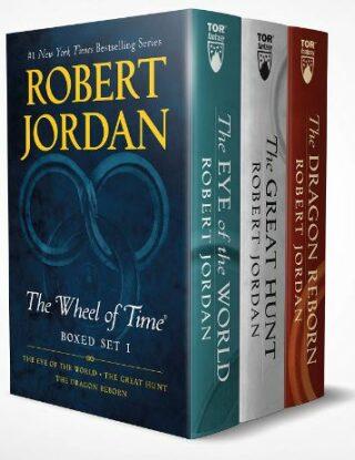 The Wheel of Time Premium Box Set I, Books 1-3 - Robert Jordan