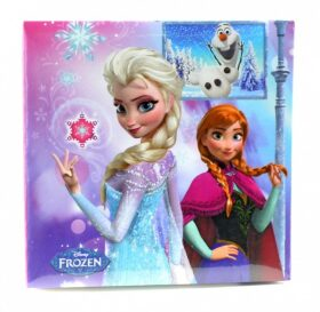 Fotoalbum 200 10x15 Frozen