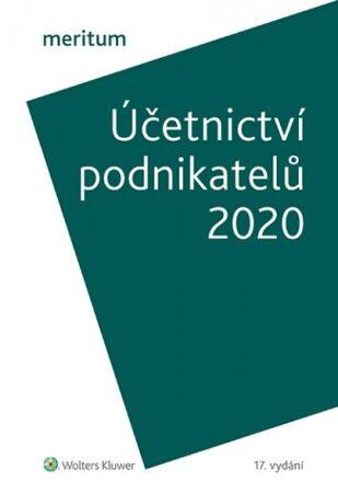 Účetnictví podnikatelů 2020 - Jiří Strouhal