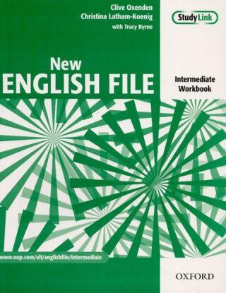 New English File Intermediate WB -