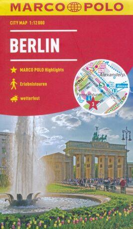 Berlín - lamino MD 1:15T - neuveden