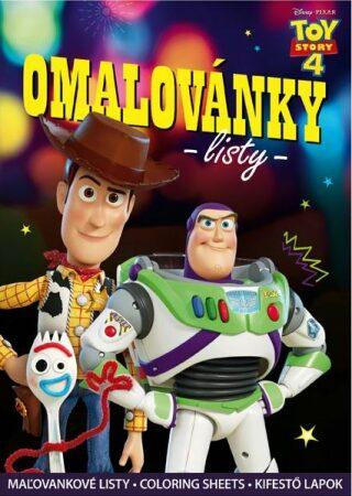 Omalovánky MFP A4 Disney (Toy Story)