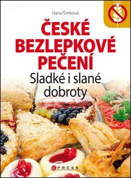 E-shop České bezlepkové pečení - Hana Čechová Šimková - e-kniha