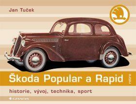 Škoda Popular a Rapid - Jan Tuček - e-kniha